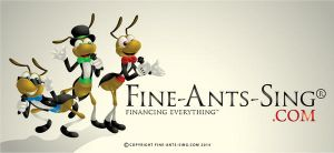 Fine-Ants-Sing.com by ud120182