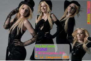 Pack Avril Lavigne Photoshoot #1 by AbbeyDenith