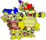 Koopa Family by Iggykoopa66