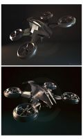 3D Quadcopter by Rui-Oliveira