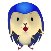 CCB Sonic Again by SillyEwe