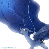 Luna by Radioactive-K