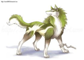 Wolf Link by Sarah888