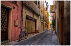 Streets Of Lloret II by KrausePSD