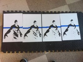 Star Man ITW by Stencils-by-Chase