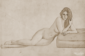 Draw me like one of your French girls by GrafikInvaders
