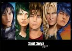 .:Saint Seiya:. by Queen-Uriel