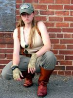 Claire Resident Evil 001 by SomewhatSavvy