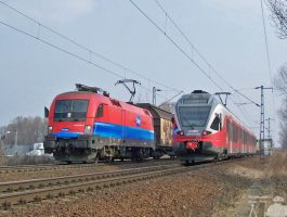 Siemens and Stadler by morpheus880223