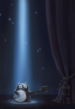 Stage Fright by melissa-king