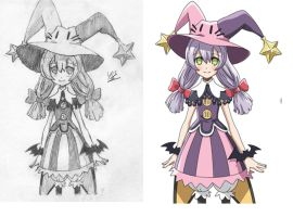 Rune Factory 4: Pico by NoCtuRnAlSpArK
