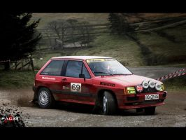 Opel Corsa A Rally by pacee