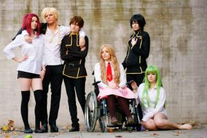 Code Geass by FlaminGay