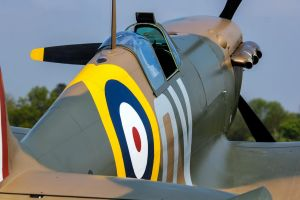 Supermarine Spitfire Mk.Ia by Daniel-Wales-Images