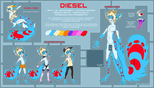[REF] Diesel 2.0 by Inklash