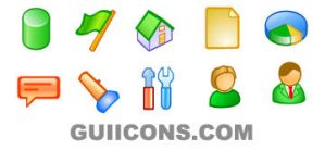 business xp icons collections by guiicons