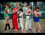 Street Fighter by Emi-zone