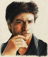 :Shahrukh Khan: by raila-chan
