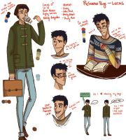 Genesis: Lucas Reference Page by faeriety