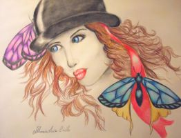 Butterfly effect by Maryluworld