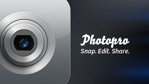 Photopro - App Icon by janole