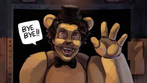 Five Nights At Markiplier's by MichellePow