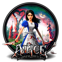Alice-Madness Returns by edook