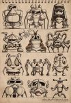 Sketchbook ROBOTZ Concepts 8 by radu-jm