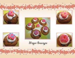 Yummy Donut Cookies in Pink by skookyspry