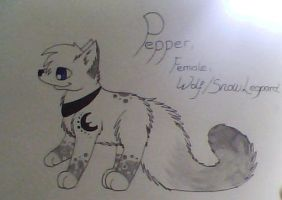 Pepper Referance by Lockian