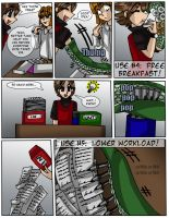 What to do with a Tentacle p2 by AkuOreo
