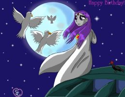 Happy B-Day oOXGraceXOo by raven-of-shadows