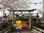 G.G. and Aki's Hanami! by GaijinGoombah
