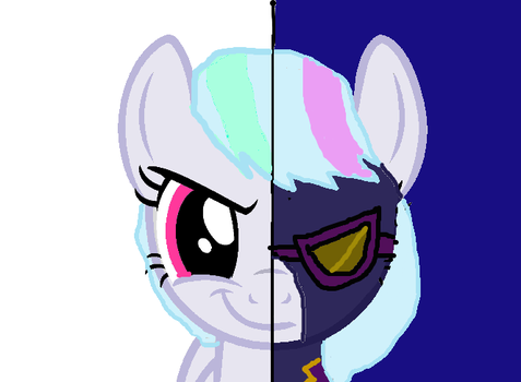 Two Sides of Cloud Nine by CloudNineArts