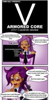 + -8a: ARMORED CORE V by ThreeTwo