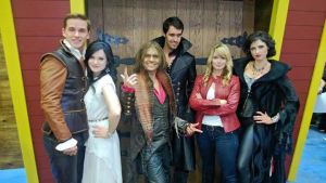 OUAT Cosplay Group by Eveningarwen