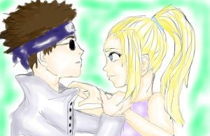 Naruto Crack couple by lovethepimphand