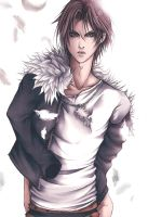 Squall leonhart by AikaXx