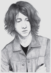 Alex Turner by skinny13