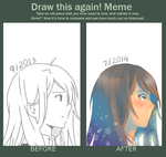 Draw this again meme by blackrainbow2304