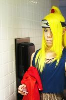 Deidara Cosplay! by POOTERSS