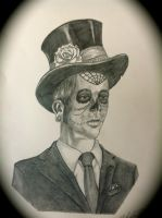 Gentleman of the Dead by MugetsuDragon