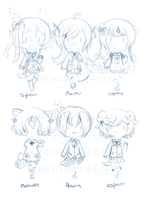 [PREVIEW] Pkmn Adopts by WanNyan
