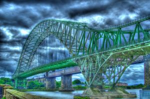 Bridge HDR by Red-Smurfette