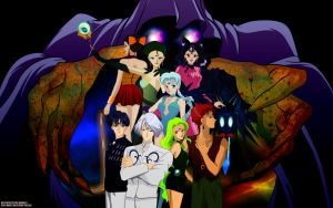 Welcome to the Black Moon Clan by rmmr111