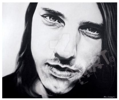 Chuck Schuldiner by CHAOSART666