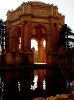 Palace Of Fine Arts San Francisco 04 by abelamario
