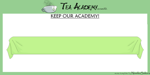 TA Meme Keep Our Academy by NasikaSakura