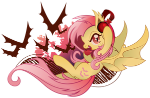 Flutter Rock Redux by SpaceKitty