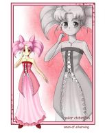 SKP: Sailor Chibimoon by Omen-of-SilverWing